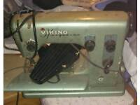 Viking sewing machine in need of service as it has seized up from non use.