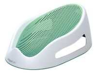 Angelcare Baby Bath Support seat Green