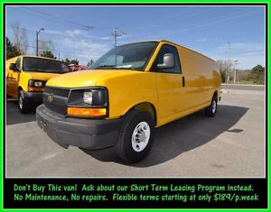 2012 Chevrolet Express 2500 Dont buy this van.