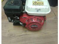 Honda Generator Four Stroke 1.7KVA easy start reliable 240v / 115v (NOT A COPY )