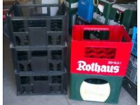 5 HomeBrew Crates £10 Buyer Collect