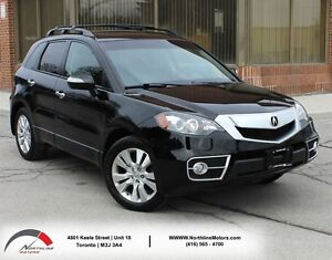 2012 Acura RDX Tech Pkg | Navigation | Camera | Sunroof