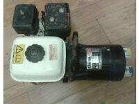Honda Generator Four Stroke 1.7KVA easy start reliable 240v