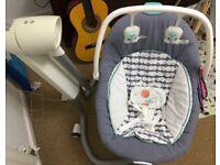 Baby Swing Joie SERINA 2in1