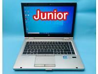 HP i5 VeryFast 8GB Ram 500GB HD Laptop, Win 10, Radeon 1GB GFX, office Excellent Condition