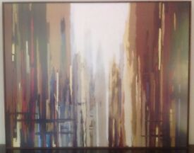 Gregory Lang - Urban Abstract Painting / Picture