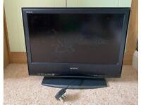 SONY 20 INCH COLOUR LCD TV BLACK –MODEL KDL20S2030