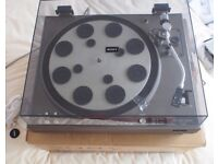 Very Rare Sony PS 4750 direct drive turntable