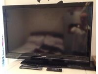 Toshiba 40 inch 1080p Full HD, lcd tv Freeview HD, 3x hdmi slots, 2x scarts and 1x usb input