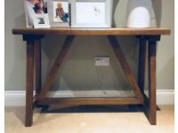 Wood Console Table from Next