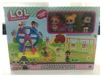 Lol dolls play set perfect Christmas gift 🎁