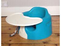 Bumbo Floor Seat and Play Tray £10 ONO