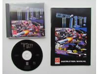 Tilt! (pinball), PC game, 1 CD, Virgin Interactive