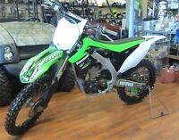2014 Kawasaki KX450F 40.56$*/Sem Tout Tout inclus