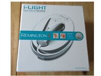 Remington i light hair removal system