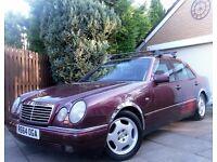 1998 MERCEDES E300 AVANTGARDE TD AUTO**LOW MLS F.S.H**