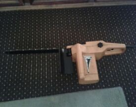 Electrolux electric chainsaw Electrolux chainsaw very powerful, bar is 16 inches 2200W.