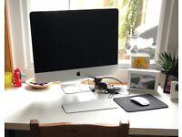 "IMac with 21.5"" LED backlit display"
