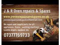 ALL APPLIANCE REPAIRS!! +We also fit and supply built- in appliances