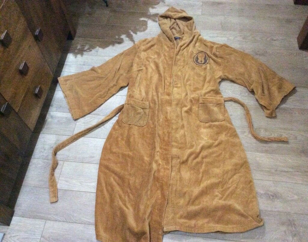 Mens Jedi star wars dressing gown large | in Newcastle, Tyne and ...