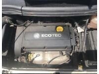 VAUXHALL 1.6 (Z16 XE1) 2007, ENGINE, FOR SALE,