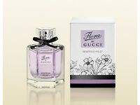 Brand new sealed ladies perfume Gucci flora ultra violet 100ml