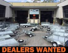 PRICE BEAT ! 7x5 8x5 Hot Dipped Galvanized Trailer 1500mm DrawBar Coopers Plains Brisbane South West Preview