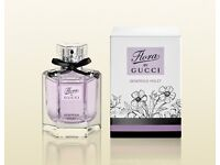 Brand new Gucci flora violet 100ml sealed never used