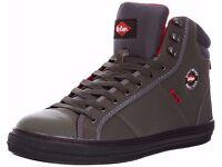 Lee Cooper Men's Safety Shoes, Grey, 10 UK