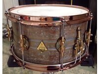 Abb Hand Crafted soprano snare