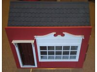 SMALL DOLLS HOUSE SHOP for sale £25. COLLECTION IN PERSON ONLY PLEASE.
