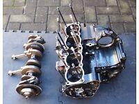 Suzuki Bandit GSF 1200 mk2 Crankcases, Crankshaft, Conrods, Starter Clutch & Bolts