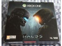Xbox One 1tb Halo Special edition - boxed. Better than an Easter Egg!!!