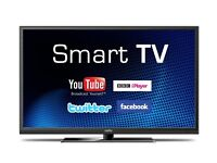 """Cello 40"""" Full HD LED Smart TV with WiFi and Miracast"""