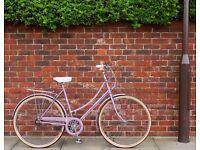 Raleigh Caprice Bike Ladies Loop Frame Bicycle 3 SPEED