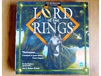 Lord of the Rings board game - REDUCED PRICE