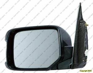 Door Mirror Power Driver Side Heated With Memory Signal Honda Pilot 2009-2015