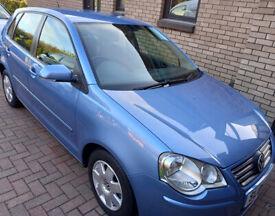 image for Volkswagen, POLO, Hatchback, 2006, Manual, 1198 (cc), 5 doors
