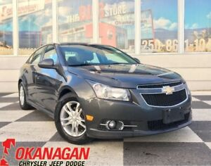 2013 Chevrolet Cruze LT RS TURBO |
