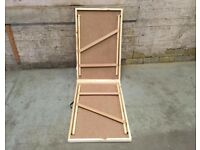 Hardboard Wallpaper Folding Pasting Paste Table