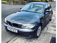 BMW 1 Series 116i 1.6 * 12 months MOT*