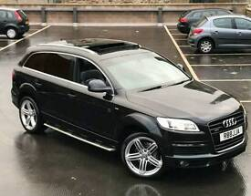 Q7 Full Leather with Extras P/X may be considered