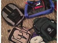 Backpacks and hold-all bags