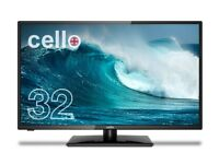 CELLO 32 INCH M3220 FULL HD LED MONITOR - BRAND NEW