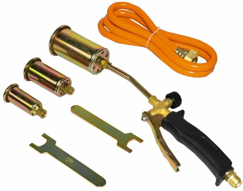 Heating Torch Set Propane Gas Blow Plumber Roofing