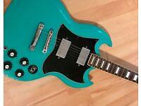 Vintage 1970s Antoria Japan SG. Gibson copy FujiGen
