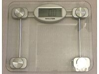 Salter - Glass Electronic Bath Scale