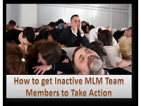 Wanted Inactive Network Marketers