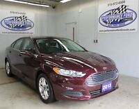 2013 Ford Fusion SE***Ultra low kms***