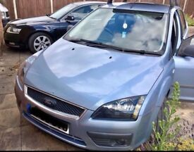 Ford Focus TDCI climate